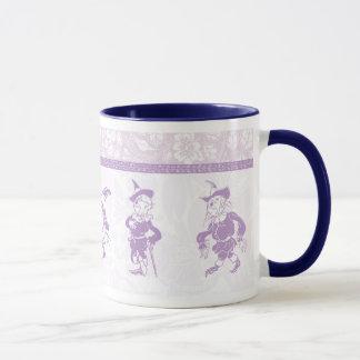 Mago de Oz - taza de café del espantapájaros