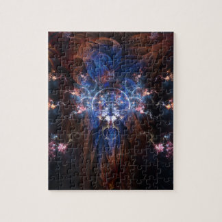 Mago del fractal - rompecabezas 8x10