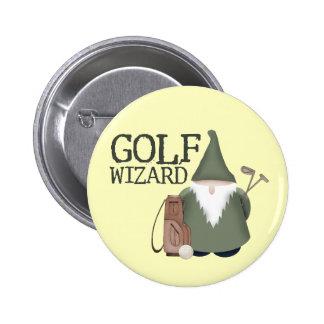 Mago del golf pin