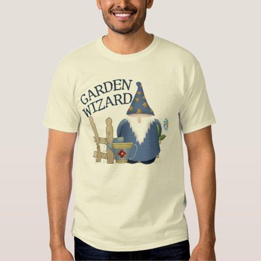 Mago del jardín polera