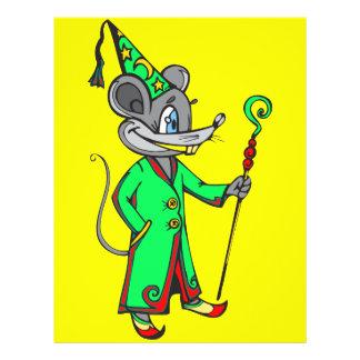 """Mago del ratón folleto 8.5"""" x 11"""""""