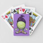 Mago del tenis baraja de cartas