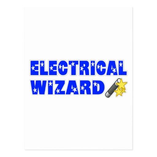 Mago eléctrico postal