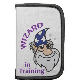 Mago en el entrenamiento planificador
