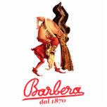 Mago italiano del café de Barbera Esculturas Fotograficas