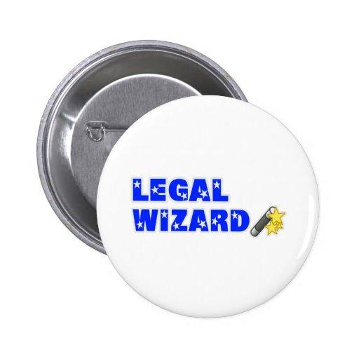 Mago legal pins