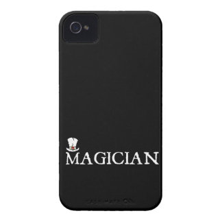 Mago y gorra iPhone 4 Case-Mate carcasa
