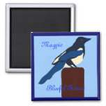 MAGPIE (Blissful Future) manget Refrigerator Magnets