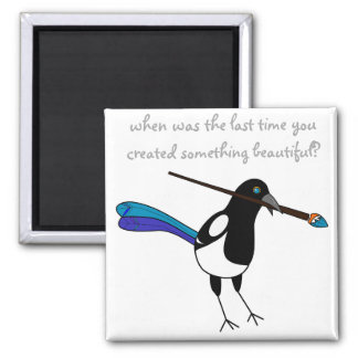 Magpie Hollow Magnet