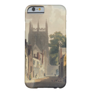 Magpie Lane, Oxford, illustration from the 'Histor Barely There iPhone 6 Case