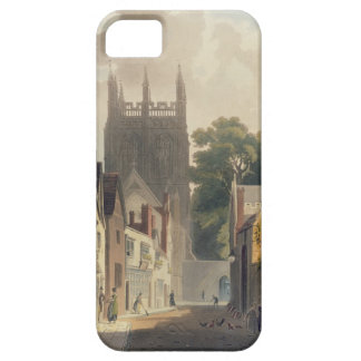 Magpie Lane, Oxford, illustration from the 'Histor iPhone SE/5/5s Case