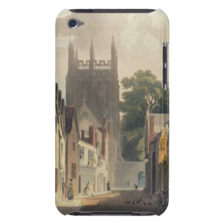Magpie Lane, Oxford, illustration from the 'Histor iPod Touch Cover