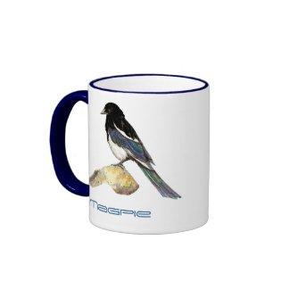 Magpie Mug mug