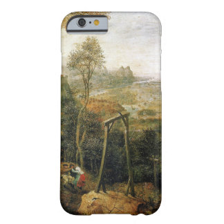 Magpie on the Gallows by Pieter Bruegel Barely There iPhone 6 Case