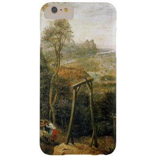 Magpie on the Gallows by Pieter Bruegel Barely There iPhone 6 Plus Case