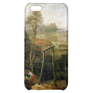 Magpie on the Gallows by Pieter Bruegel iPhone 5C Cover