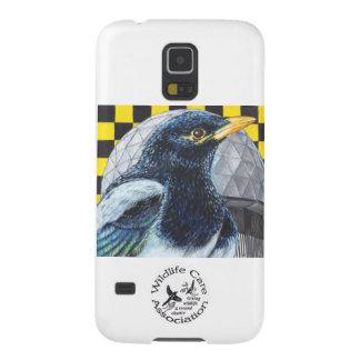 Magpie Phone Case
