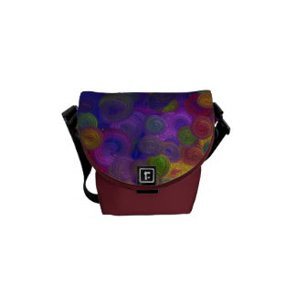 Magpie Shoulder Bag #1 Courier Bags