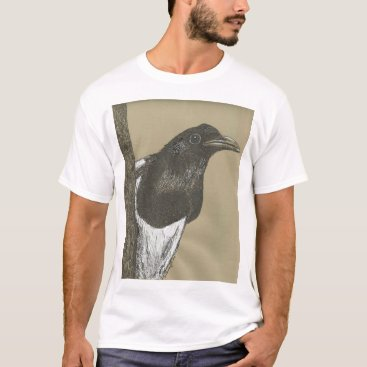 Art Themed Magpie Two T-Shirt