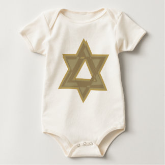 Maguen David Baby Bodysuit