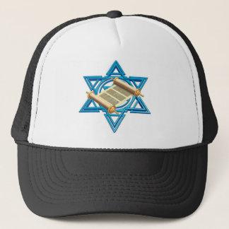Maguen David Torah Trucker Hat