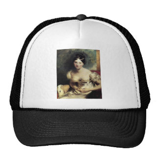 Maguerite Countess of Blessington Trucker Hat
