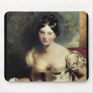 Maguerite Countess of Blessington Mouse Pad