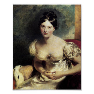Maguerite,_Countess_of_Blessington Poster