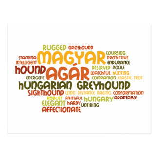 Magyar Agar Postcard