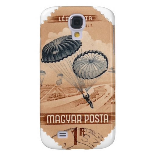 Magyar Posta Parachute Galaxy S4 Cover