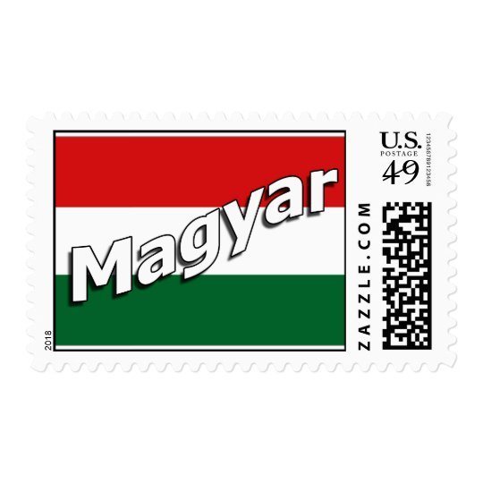 Magyar  United States Postage