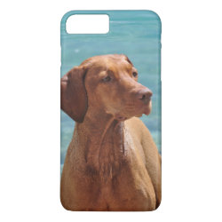 Case-Mate Tough iPhone 7 Plus Case with Vizsla Phone Cases design