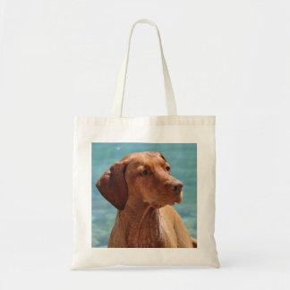 Magyar Vizsla Dog Tote Bag