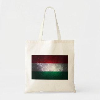 Magyar zászló tote bags