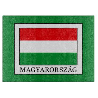 Magyarorszag Cutting Board