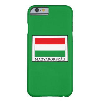 Magyarorszag Funda Para iPhone 6 Barely There