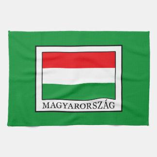 Magyarorszag Hand Towel