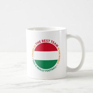 Magyarország Hungary Art Shield Coffee Mug