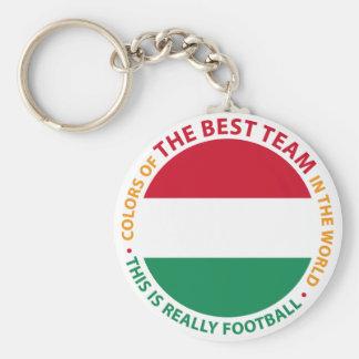 Magyarország Hungary Art Shield Keychain