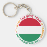 Magyarország Hungary Art Shield Keychains