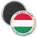 Magyarország Hungary Art Shield Refrigerator Magnets