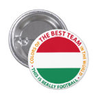 Magyarország Hungary Art Shield Pinback Buttons