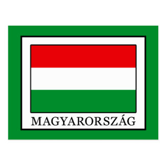 Magyarorszag Postcard