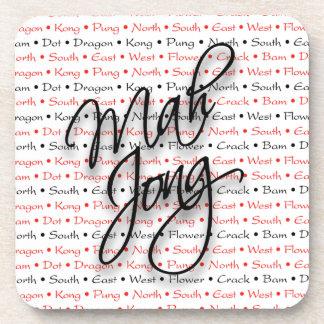 Mah Jong Coasters