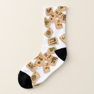 fe2f599e9 Mahjong Underwear & Socks | Zazzle