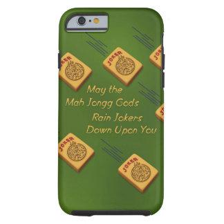 Mah Jong Wishes Tough iPhone 6 Case