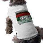 Mah-Jongg 2010 Doggie Shirt