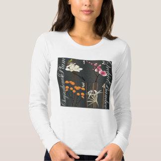 Mah Jongg Flowers Shirt