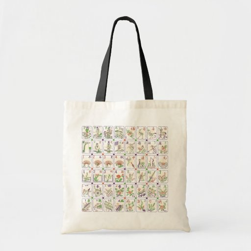 Mah Jongg Honour Tiles Bag Zazzle