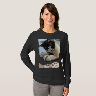 Mah Jongg Joker Cat Shirt